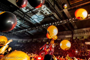 Live Foto von Helloween auf Pumpkins United Worldtour 2017/18 in Stuttgart