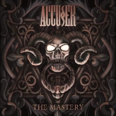 Accuser - The Mastery (Artwork)