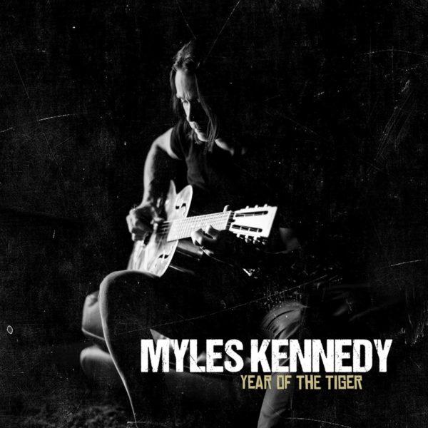 """""""Year Of The Tiger"""" von MYLES KENNEDY"""