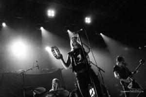 Konzertfoto von Death Alley - Kadavar Tour 2017