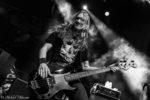 Konzertfotos von Death Angel auf der Brotherhood of the Snake Tour 2017