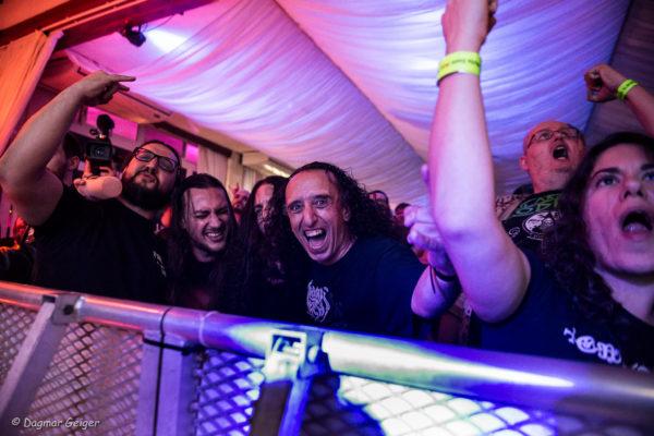 Live Foto vom Malta Doom Metal Fest 2017