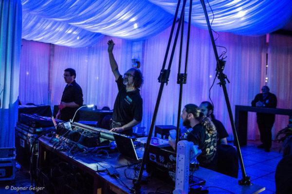Live Foto vom Malta Doom Metal Fest 2017: Soundmanager