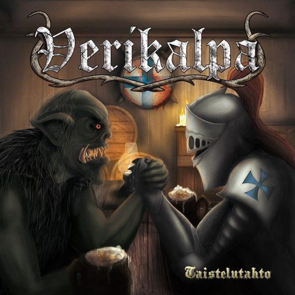 Cover Artwork zu Taistelutahto von Verikalpa