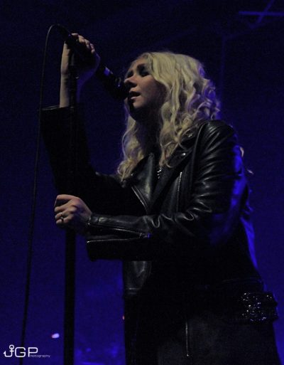 Fotos von The Pretty Reckless auf der Tour mit Stone Sour/ Hamburg 2017