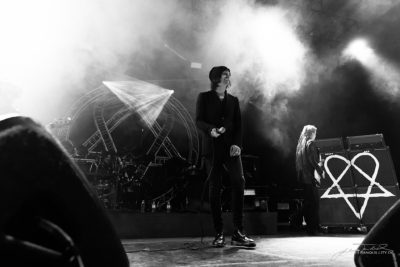 Konzertfoto von HIM - Farewell Tour 2017