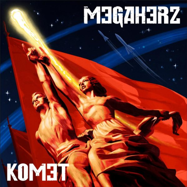 Megaherz - Komet (Cover-Artwork)