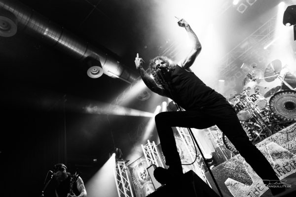 Konzertfoto von Overkill - MTV Headbangers Ball 2017