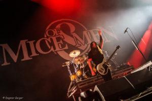 Live Foto von Of Mice & Men Stuttgart 2017