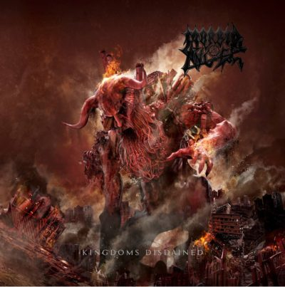 Albumcover Morbid Angel - Kingdom Disdained