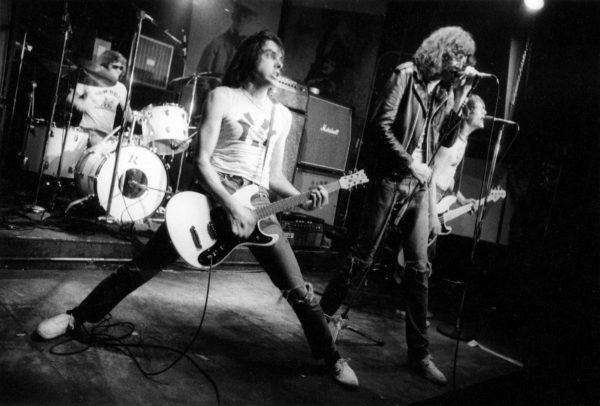 Ramones - Live - 1976