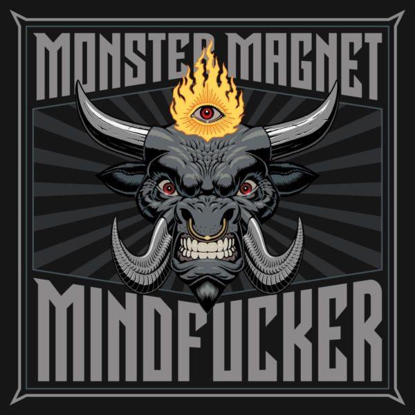 Monster Magnet - Mindfucker (Cover-Artwork)