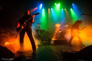 Live Foto von Wolves In The Throne Room Schorndorf 2017