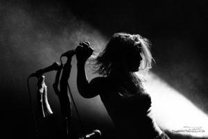 Konzertfoto von Myrkur - Winter Tour 2017