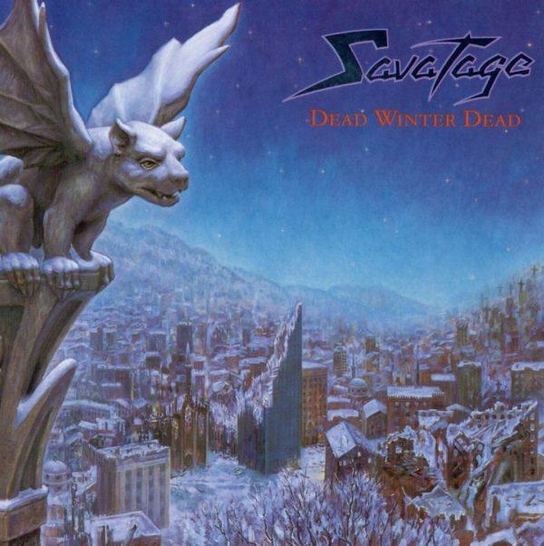 """Hier befindet sich das Cover von SAVATAGEs """"Dead Winter Dead""""."""