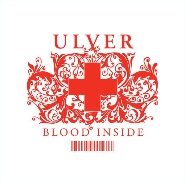 """Hier befindet sich das Cover von ULVERs """"Blood Inside""""."""