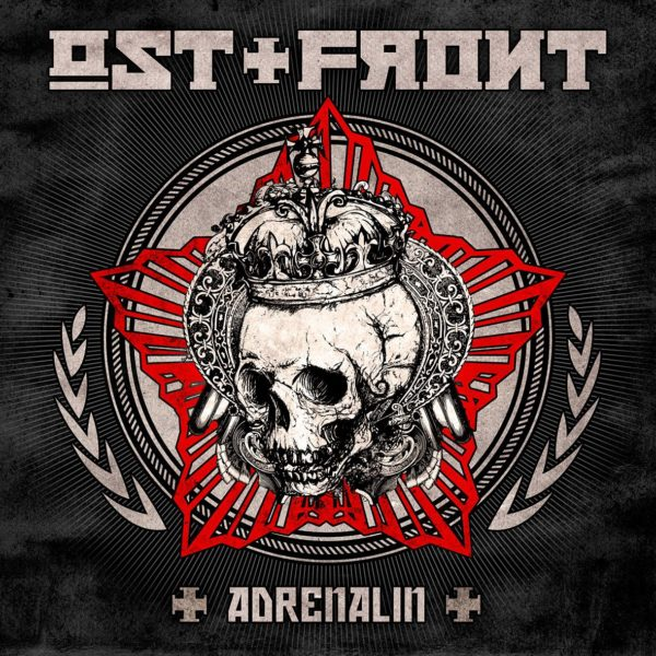 "Ostfront - ""Adrenalin"" (Cover-Artwork 2018)"