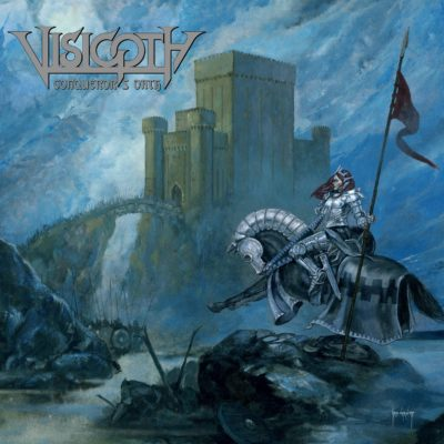 Cover Artwork Visigoth Conqueror's Oath Album 2018