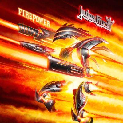 """""""Firepower"""" von JUDAS PRIEST"""