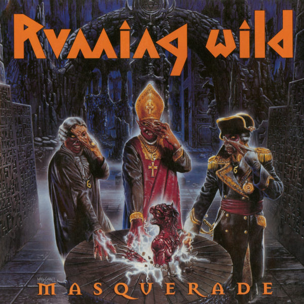 Running Wild Masquerade