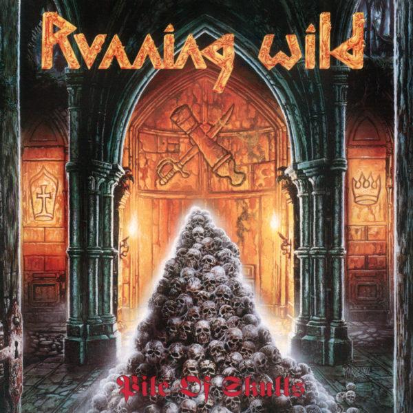 Running Wild Pile Of Skulls