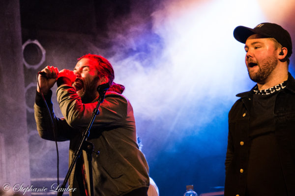 Live Foto von Ocean Grove in Karlsruhe 2017