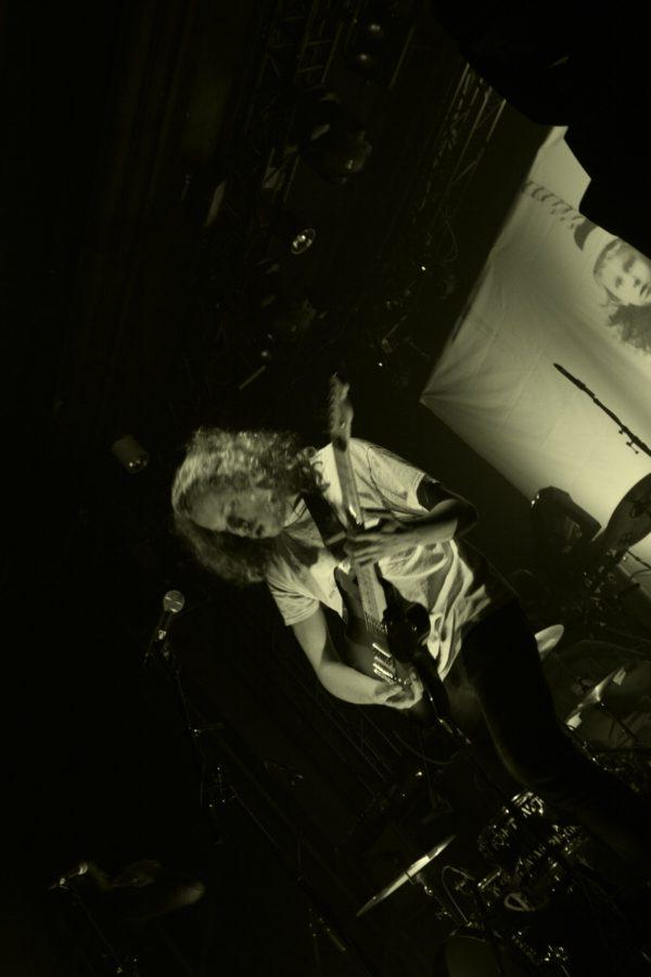 ÊTRE bei ihrem Auftritt im Beatpol Dresden.
