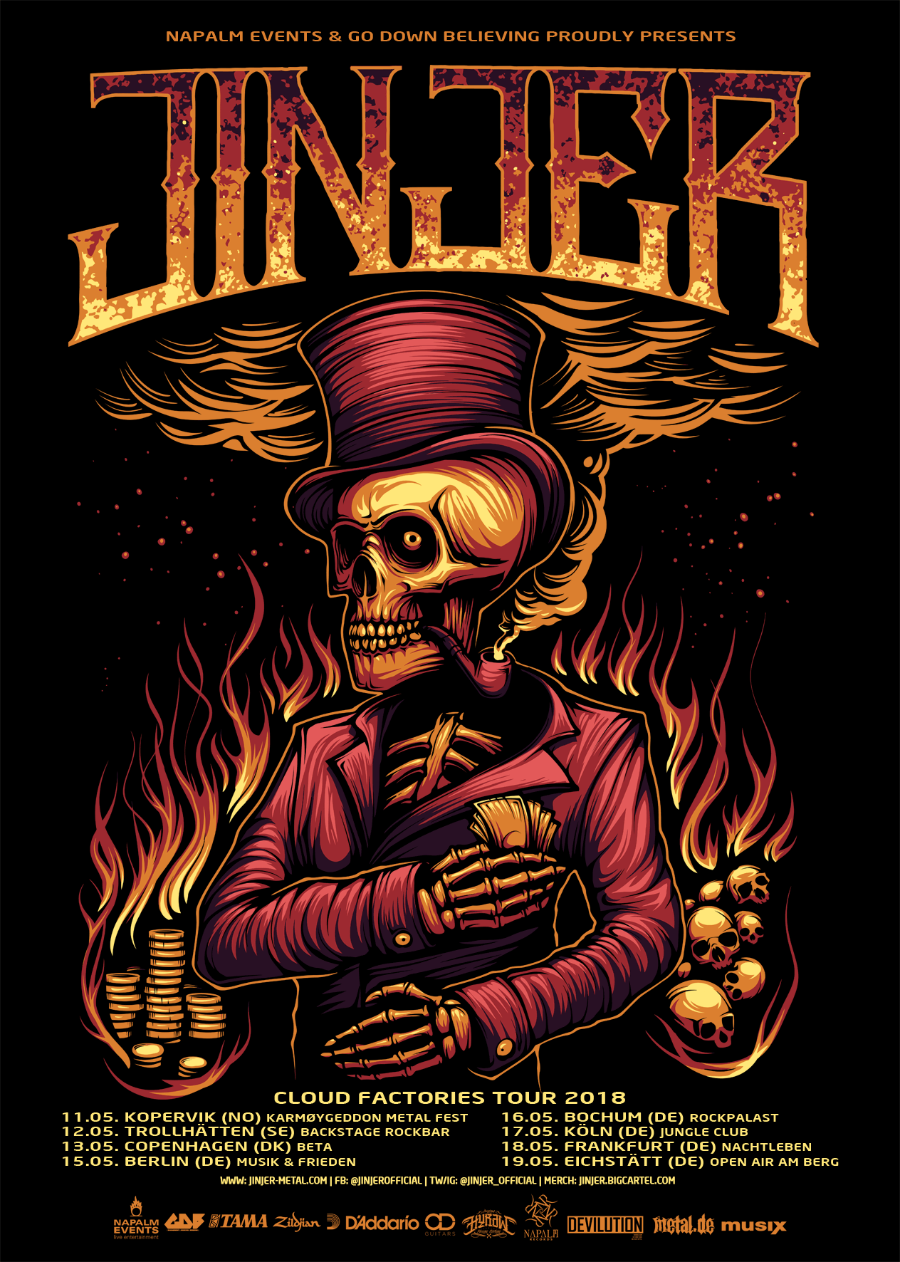 Jungle Band Tour Review