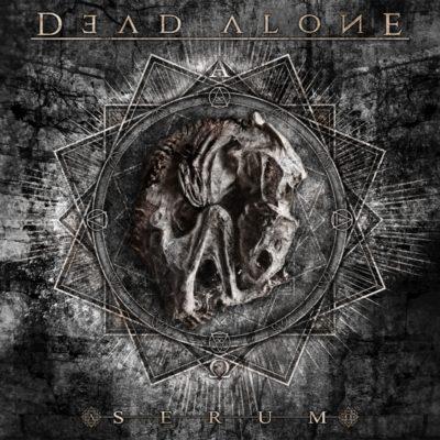 Bild Dead Alone Serum Album 2018 Cover Artwork