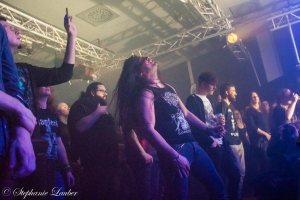 Live Foto - Fans bei Downfall Of Gaia in Stuttgart 2018
