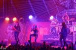 Fotos von Arch Enemy auf der Will To Power European Tour 2018