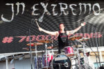 Konzertfoto von In Extremo auf der 70000 Tons Of Metal 2018