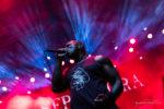 Konzertfoto von Sepultura auf der 70000 Tons Of Metal 2018
