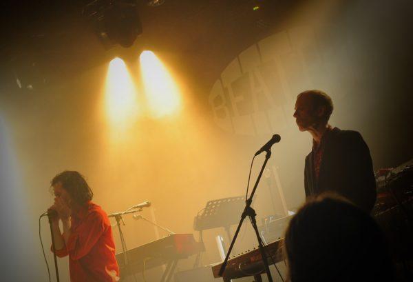 Lolita Terrorist Sounds 2018 bei ihrem Auftritt im Beatpol Dresden.