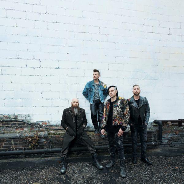 Three Days Grace - Bandfoto