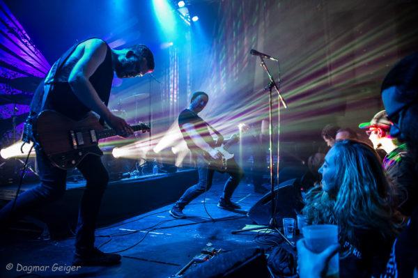 Konzertfoto von Long Distance Calling auf Boundless Tour 2018 in Stuttgart