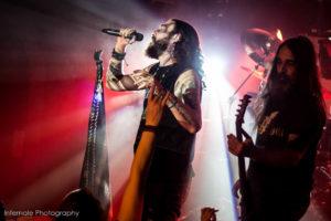 Bild Orphaned Land live in Berlin auf der Unsung Prophets & Dead Messiahs Tour 2018