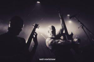 Konzertfoto von Svartidaudi - Continental Crucifixion Tour 2017