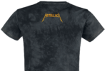 Metallica Shirt Back