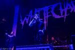 Konzertfotos von Whitechapel auf The Final March Tour 2018 in Stuttgart